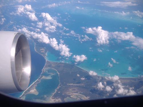 Cuba airview