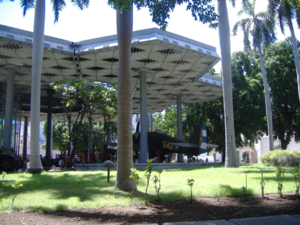 Granma Monument