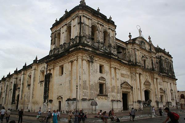 Kathedraal Léon