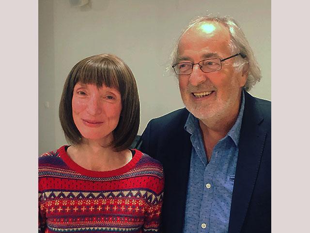 Poëzieavond Delphine Lecompte & Yves Slabbinck (Brugge, 25 sept 2020)