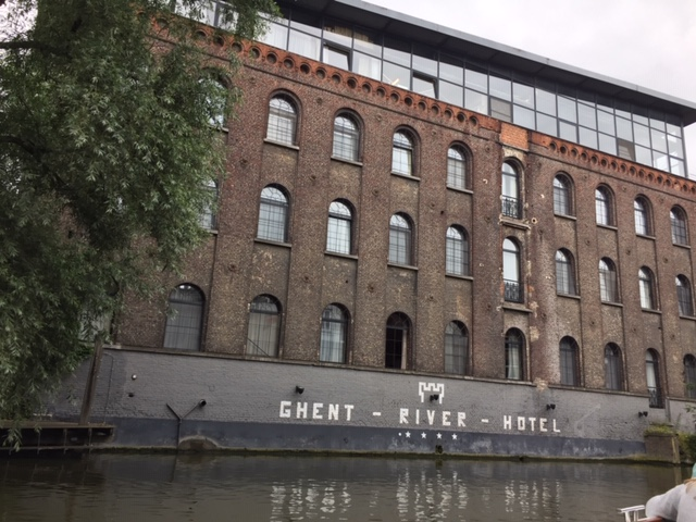 Gent River Hotel